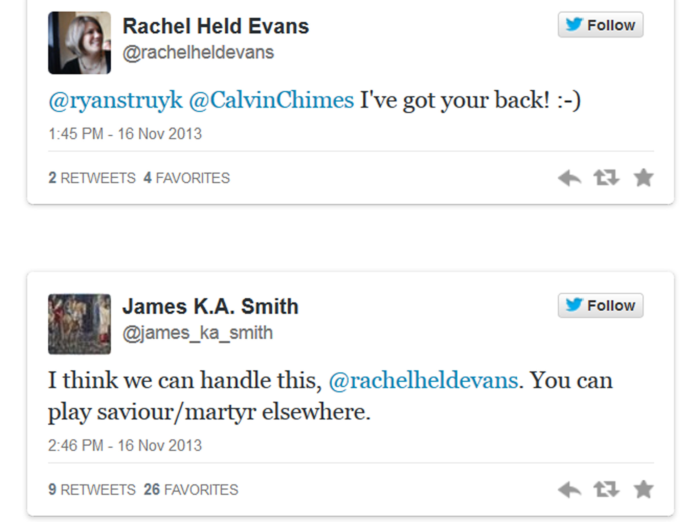 Why James K A Smith Should Stay Off Of Twitter Mercy Not